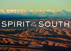Spirit of the South: Andris Apse: Designed by Jenny Haslimeier