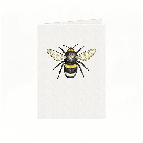 Greeting Card - Bumble Bee