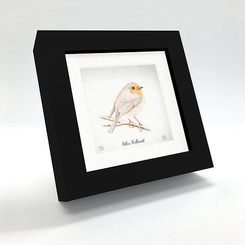 Miniature - Robin Redbreast