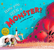 Have you SEEN a Monster?: Raymond McGrath. Designed by Jenny Haslimeier