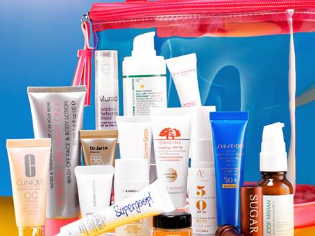 Spotlight: Sephora's Sun Safety Kit