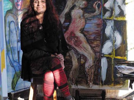 Spotlight: Virginia Patrone, Artist