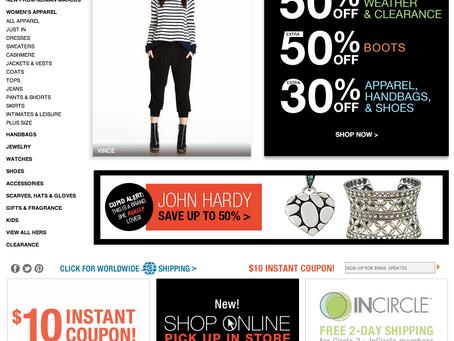 Spotlight: Last Call, Retailer