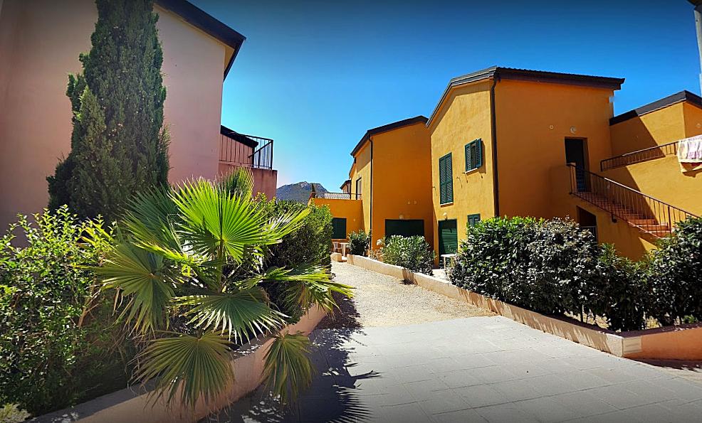 Appartement La terrasse de Lozari
