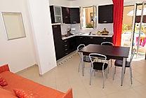 Chambre | Appartement Terrasse de lozari