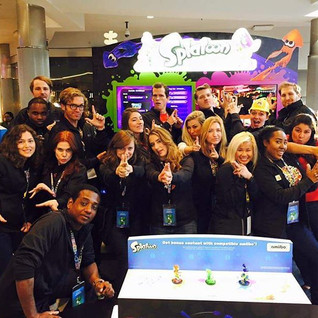 Missing my annual Nintendo activation and family this year! Can't wait for the program to start up again when the new system comes out!_#pro