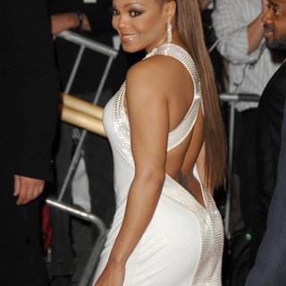 Janet Jackson,met ball, 3 may 2008, NYC,