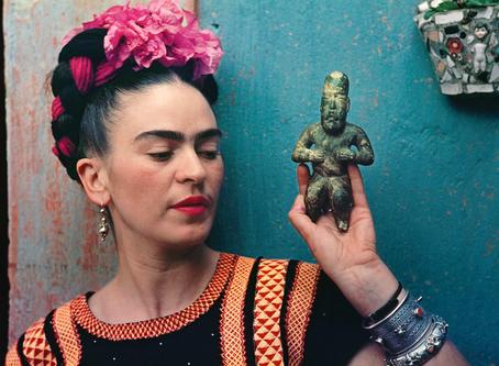 Frida Kahlo - Inside and Outside