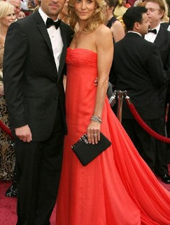 Oscars - Versace - stylist Brian O'Calla