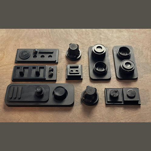 Greeblie Kit - Set of 9 Pieces