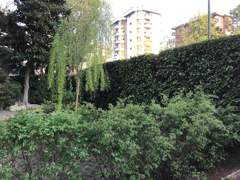 Giardino primavera Milano
