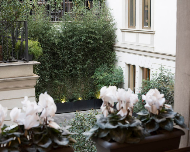 Giardiniere Terrazzo Milano