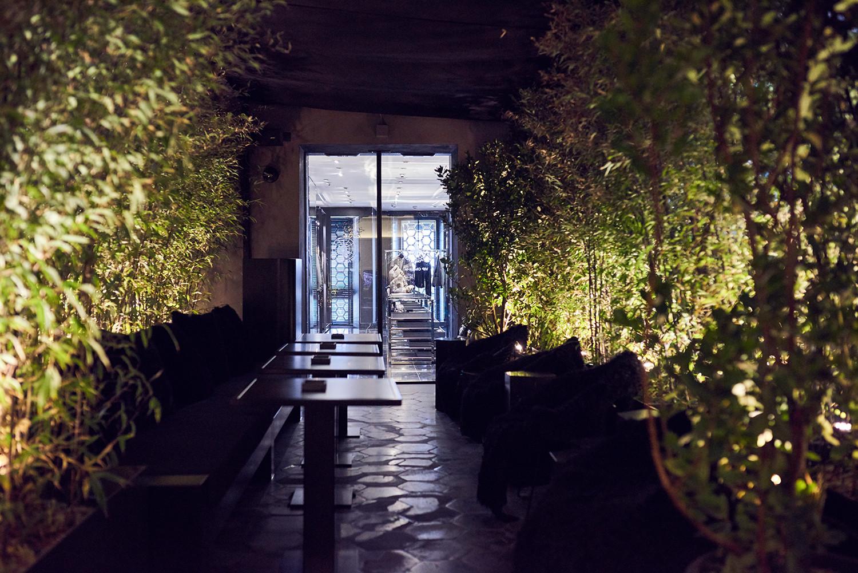 Allestimento Showroom Milano