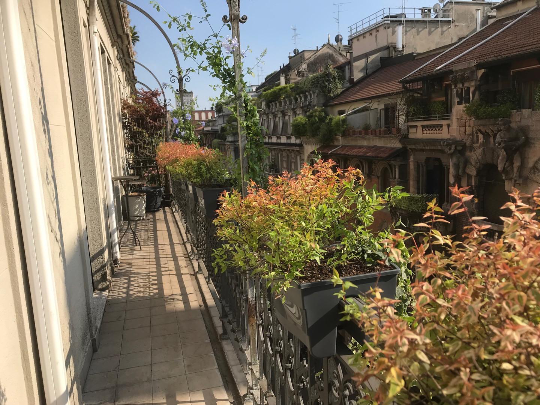 Giardiniere Conservatorio Milano
