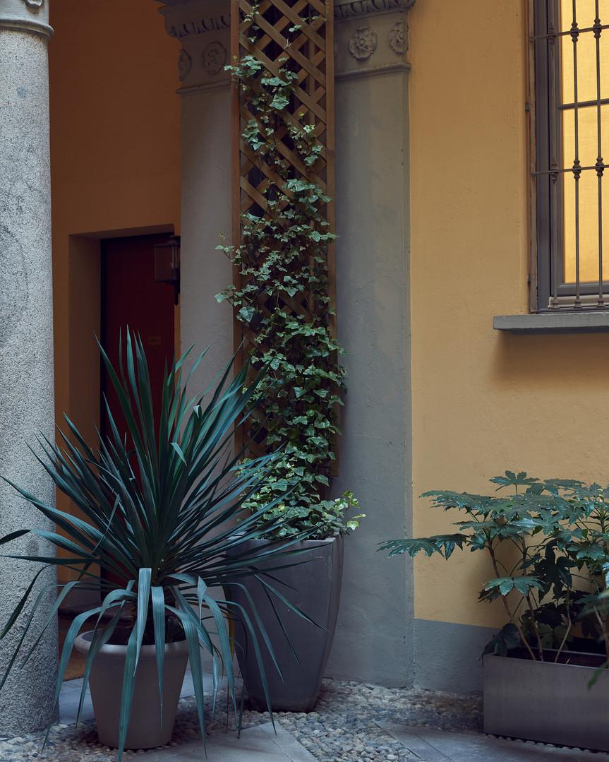 Giardiniere Solari Milano