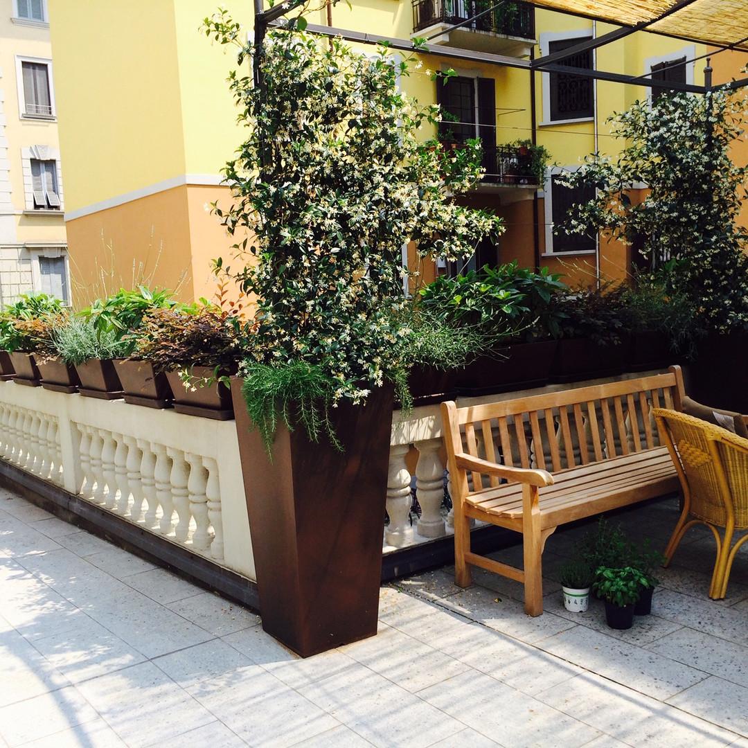 Terrazze Milano