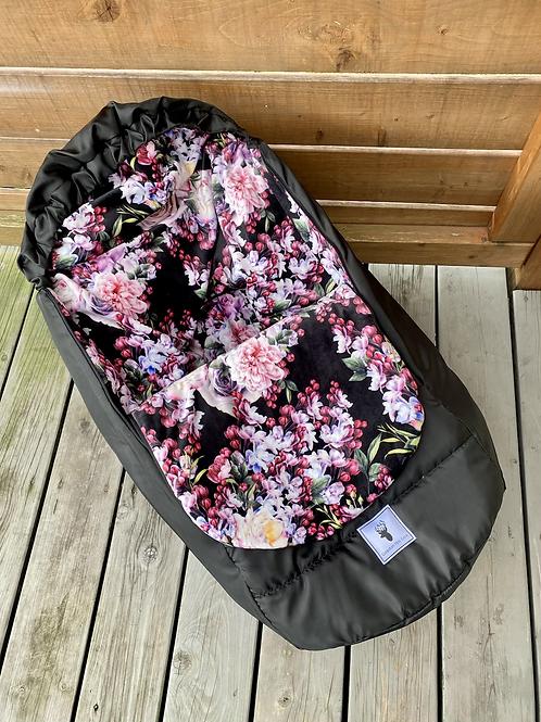 Housse mi-saison | Mid season slipcover | fleurs de cerisers