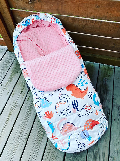 Housse camping | Camping slipcover | Housse longue dino