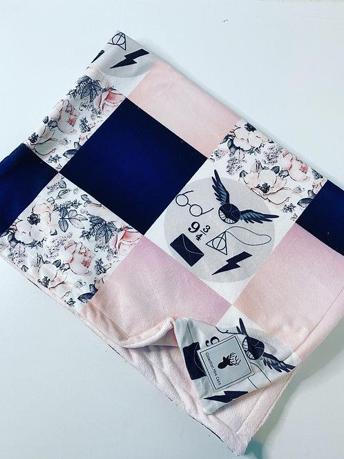 Accessoires | Accessories | Doudou harry bleu floral