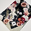 Thumbnail: Accessoires   Accessories   Doudou floral noire
