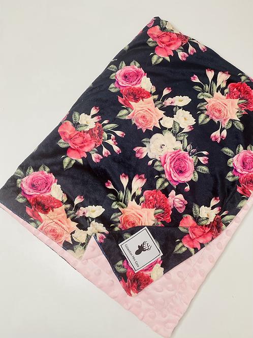 Accessoires | Accessories | Doudou floral marine