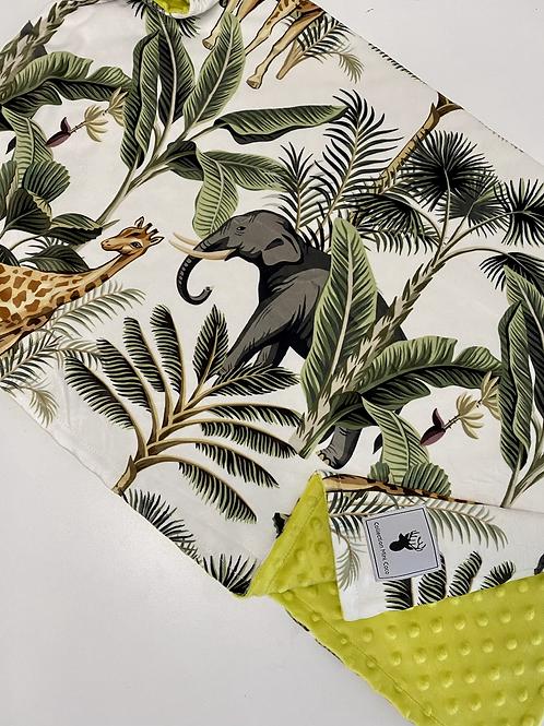 Accessoires | Accessories | Doudou jungle/Blanket  jungle