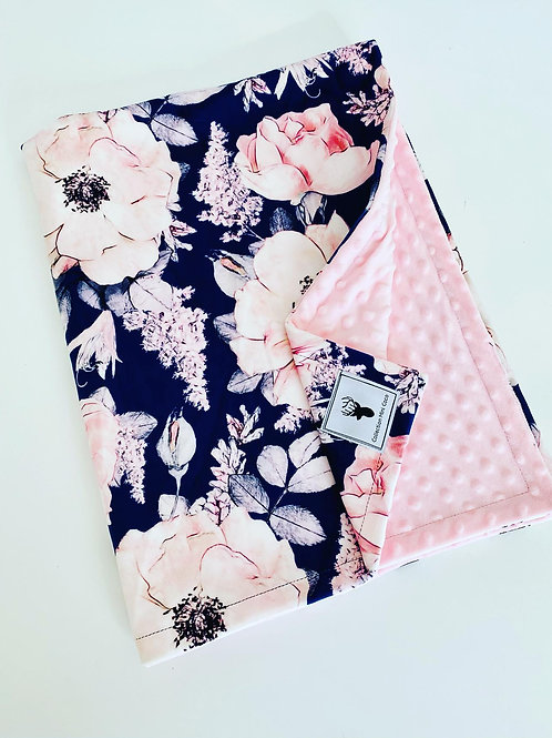 Accessoires | Accessories | Doudou floral mauve