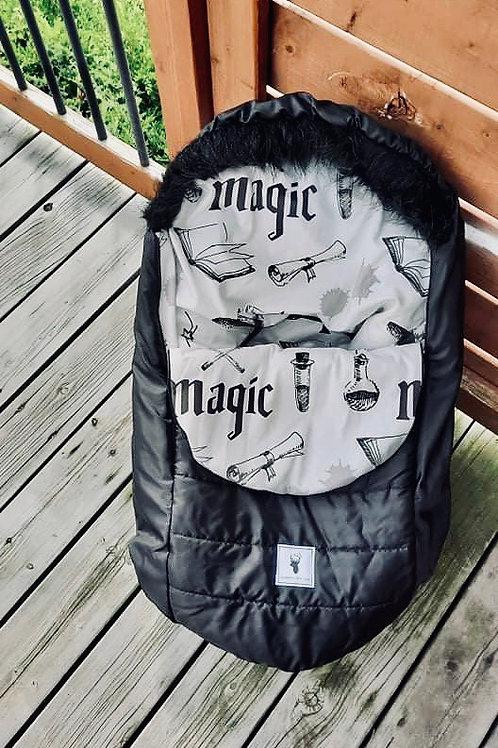 Hiver | winter slipcover |  magik
