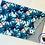 Thumbnail: Accessoires | Accessories | Doudou floral flamand vert