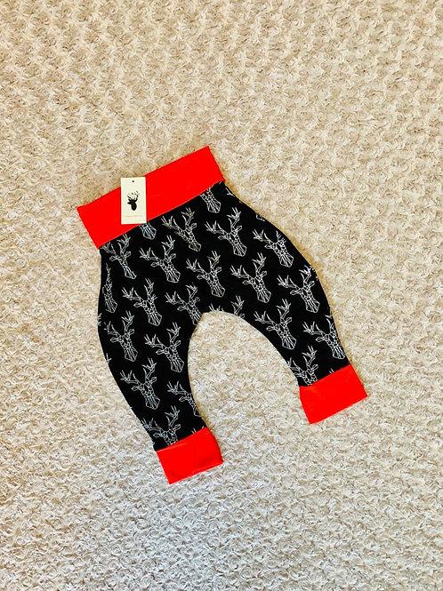 Pantalons évolutifs chevreuil