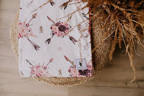 Accessoire  | Accessories | Doudou taureau floral