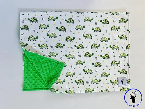 Accessoires | Accessories | Doudou/Blanket | Doudou minky tortue