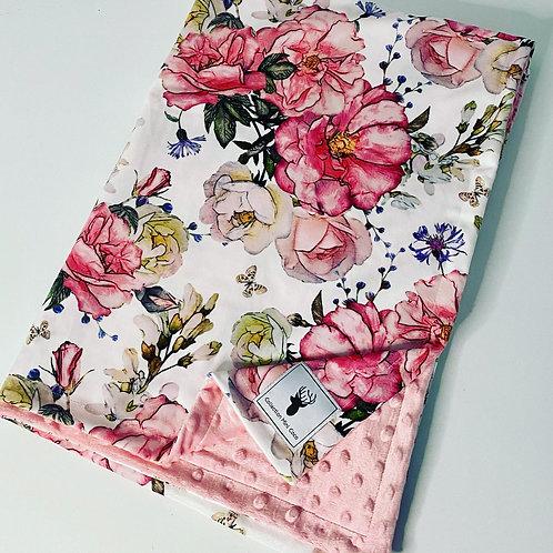 Accessoire  | Accessories | Doudou fleurs et papillons