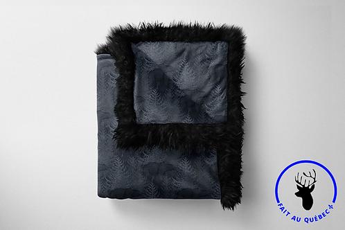 Accessoires | Accessories | Doudou poilue noire