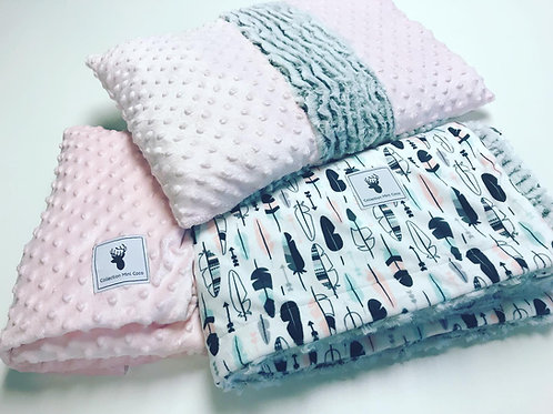 Literie | Bedding | Plumes et fourrure