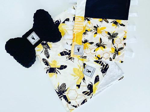 Ensemble cadeau abeille
