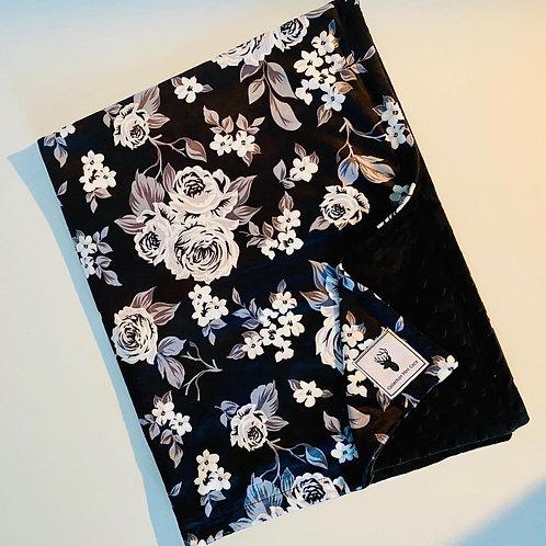 Accessoires | Accessories | Doudou rose sur fond noir