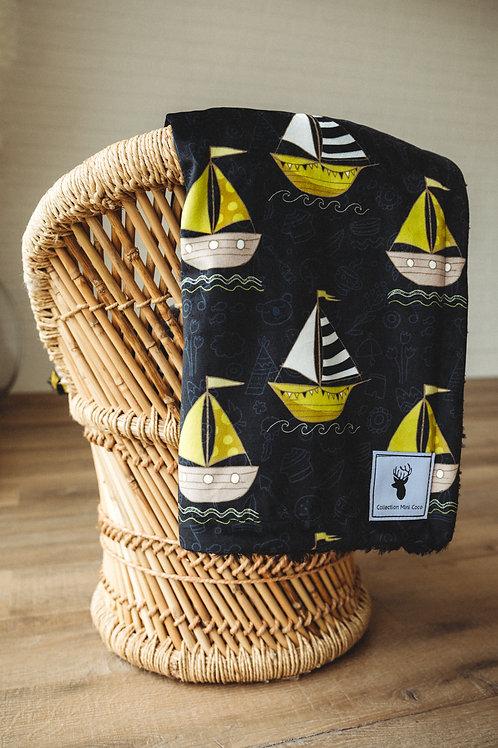 Accessoires | Accessories | Doudou bateau jaune
