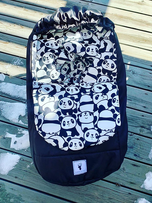 Housse mi-saison   Mid season slipcover   Panda