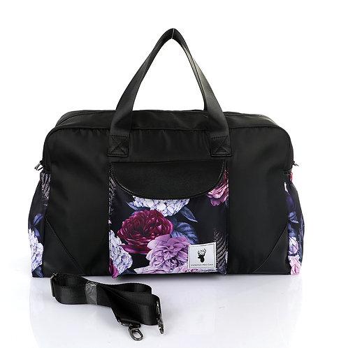 Sac à couches / bandoulière extra large | Shoulder strap / Diaper bag | floral