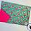 Thumbnail: Accessoires | Accessories | Doudou floral turquoise