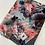 Thumbnail: Accessoires   doudou floral vintage endos gris