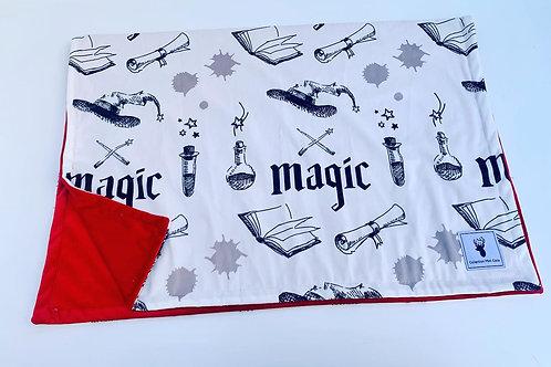 Accessoires | Accessories | Doudou HP magic rouge