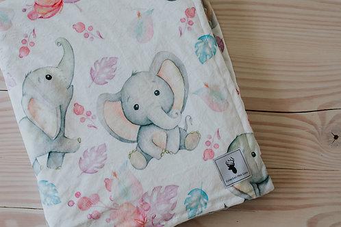 Accessoires | Accessories | Doudou minky éléphants