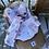 Thumbnail: Hiver | winter slipcover |  petites fleurs extérieur cuirette