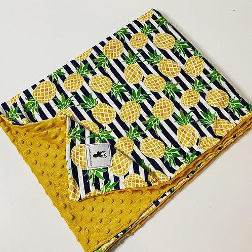 Accessoire  | Accessories | doudou ananas endos jaune