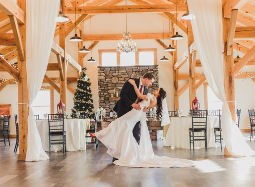 Marry & Bright Styled Shoot