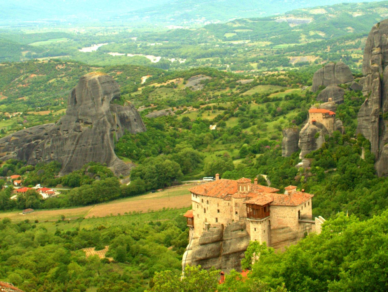 Meteora Greece 1