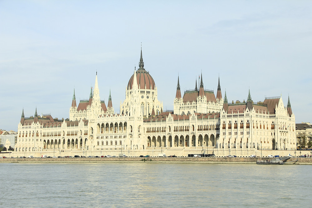 The Parliament Building