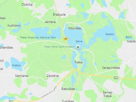 LITHUANIA - SIDE TRIPS FROM VILNIUS - Klaipeda, Trakai and Kaunas